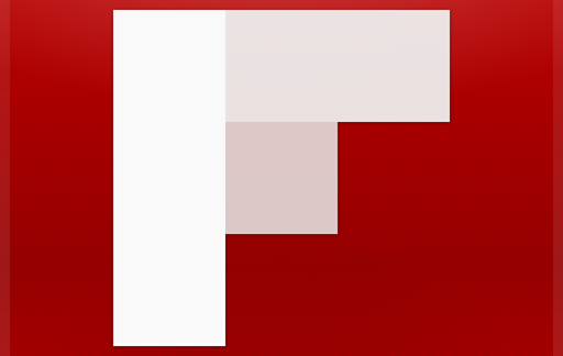 Flipboard iOS icon