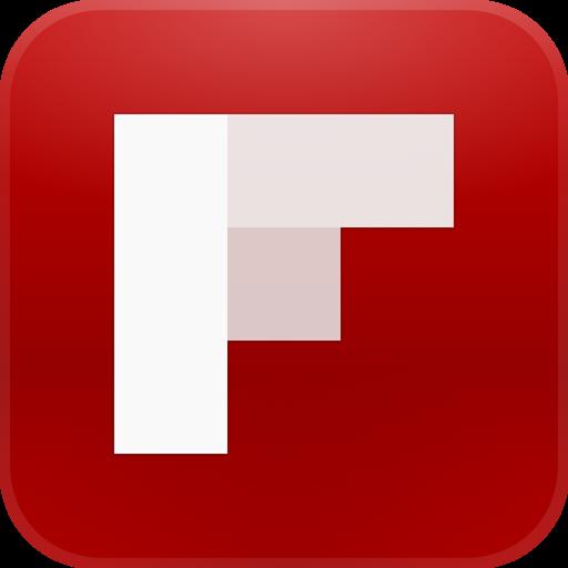 Flipboard iOS icon