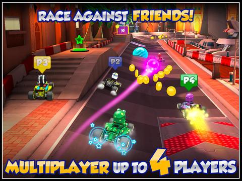 ICS F1 Race Stars iPad iPhone