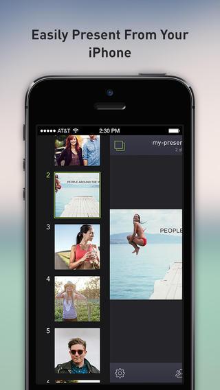 Preso.tv bestanden iPhone