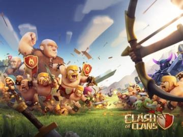 ICS Clash of Clans header