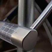 Skylock: iPhone-fietsslot met slimme app en zonnelader
