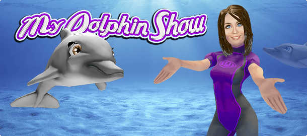 Spil Games My Dolphin Show