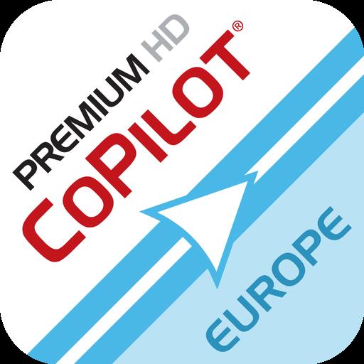 CoPilot Premium HD Europa iPhone iPad