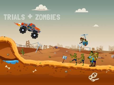 ICS Zombie Road iPad iPhone