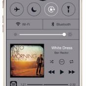 iOS 8-conceptvideo toont verbeterd bedieningspaneel