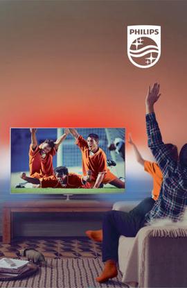 WK 2014 Apps Philips Ambilight TV App