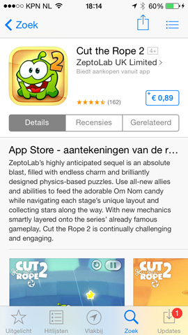 cut-the-rope-2-aantekeningen