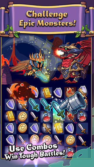ICS Knights of Puzzlelot iOS