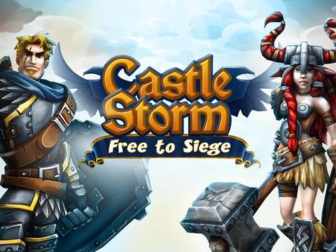 ICS CastleStorm iPad