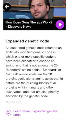Yahoo News Digest voor iPhone