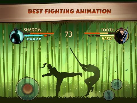 ICS Shadow Fight 2 iPad iPhone