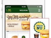 Sparen Voor Gratis Ontbijt In Mcdonald S App