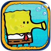 Spongebob Squarepants is Doodle Jump ICS