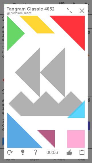tangram puzzlium
