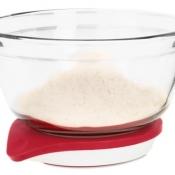 Slimme keukenweegschaal Drop past recepten automatisch aan