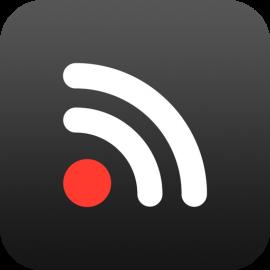 Unread icoon iPad RSS nieuws app