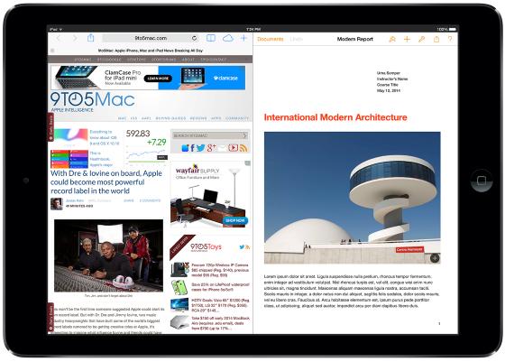 iPad multitask (Custom)