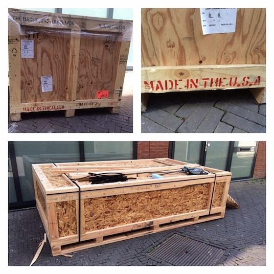 Apple Store Den Haag meubels 1