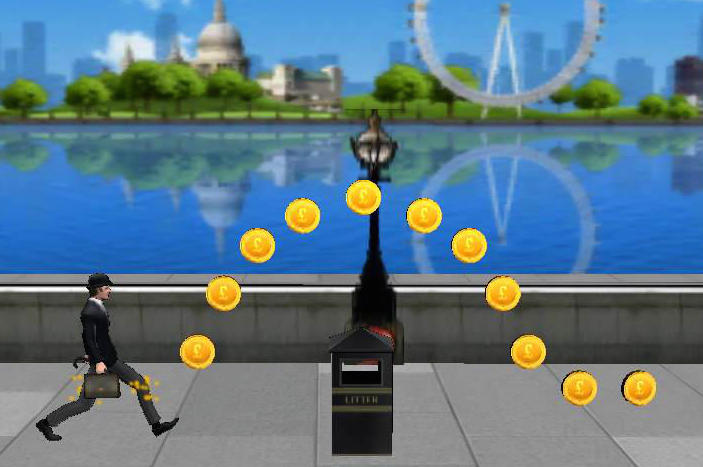 Ministry of Silly Walks Monty Python iOS