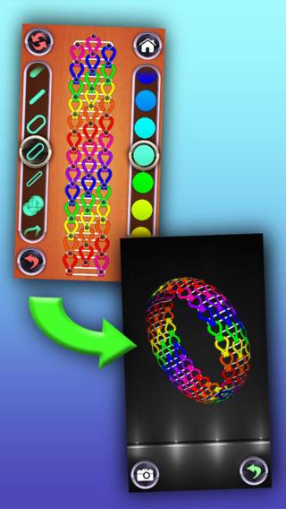 Rainbow Loom Designers 3D design