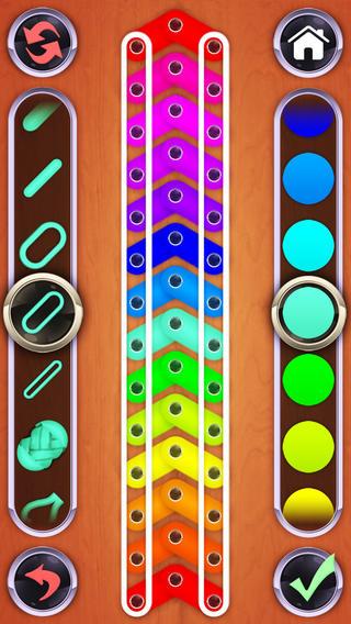 Rainbow Loom Designer kiezen