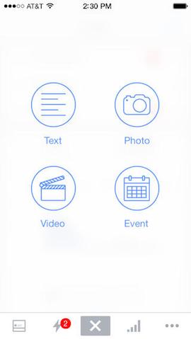 Facebook Paginabeheer - eenvoudiger publiceren