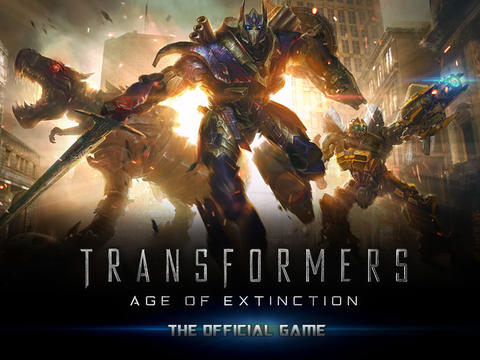 Transformers Age of Extinction iOS