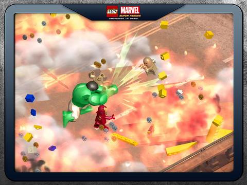 LEGO Marvel grote smash Hulk