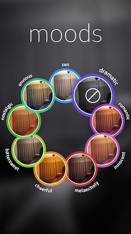 MagiCam kleurenfilters iPhone