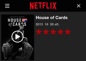 Netflix iOS 6.0