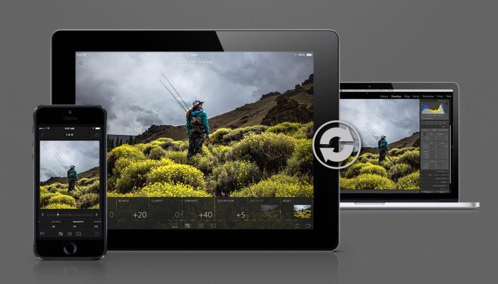 Adobe Lightroom iPhone