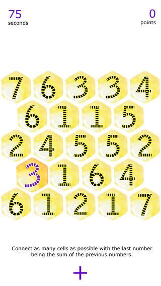 ICS Queenbee iPhone Nederlandse puzzelgame
