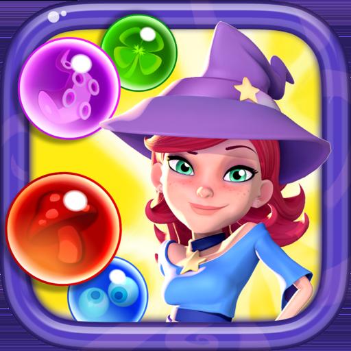 Bubble Witch Saga 2 King.com game