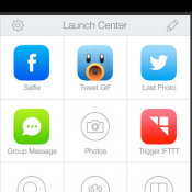 Launch Center Pro biedt nu IFTTT-integratie en locatietriggers