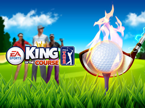 ICS King of the Course iPad iPhone