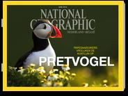 National Geographic lezen op iPad