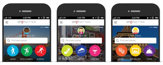 spotsetter iphones
