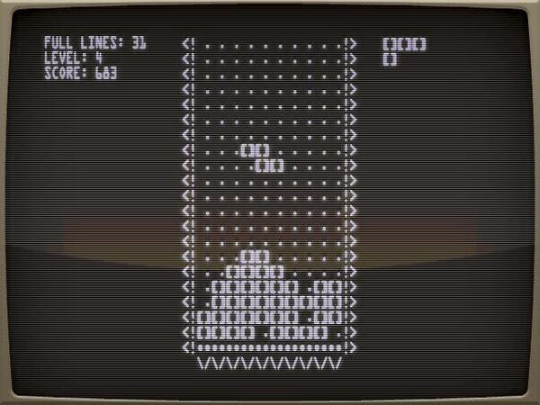 Tetris origineel computer 30 jaar