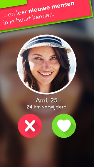 The Test doet Tinder iPhone