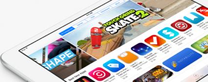 App Store iOS 8 uitgelicht