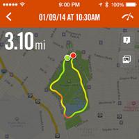 iOS 8 apps die profiteren Nike Running