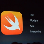 Apple kondigt nieuwe programmeertaal Swift aan