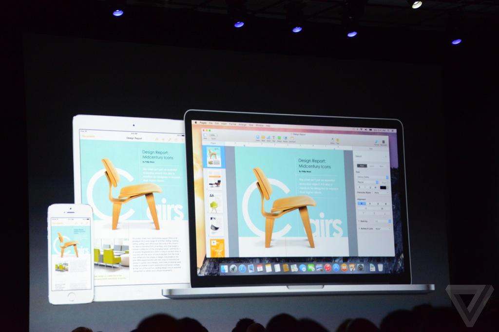iCloud Drive uitwisselen iOS Mac OS X