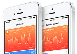 iOS 8 Health HealthKit Apple in de zorg