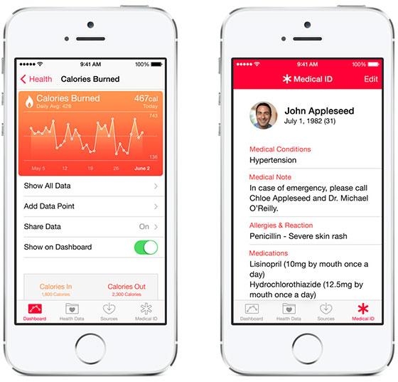 healthkit-iphones