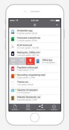 Stack voor iOS.