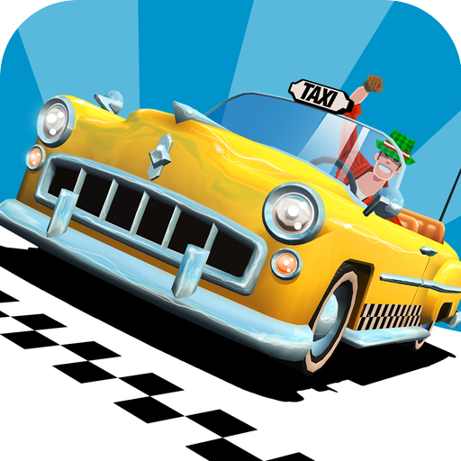 Crazy Taxi app icon
