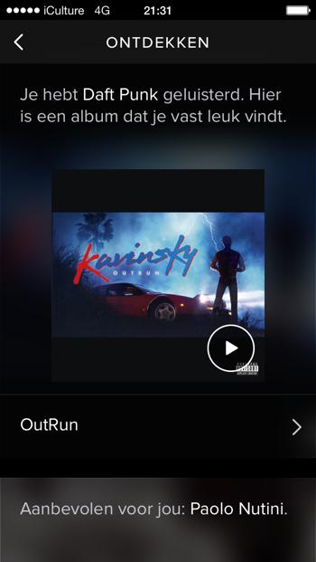 Spotify-app voor iPhone krijgt equalizer en ontdekfunctie