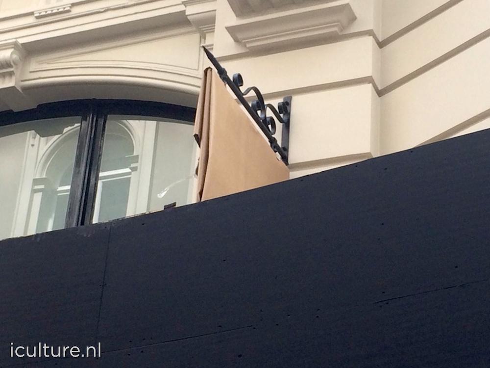 Apple Store Den Haag verborgen logo
